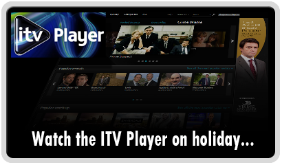 How to Watch ITV Player in USA